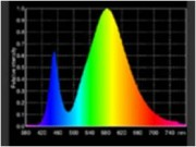LED Lichtspektrum typisch