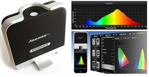 Lichtspektrum messen