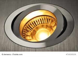 warmweie COB-LED