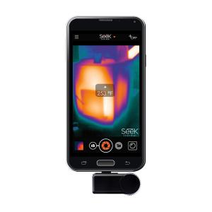 Seek Thermal Wärmebildkamera fürs Handy